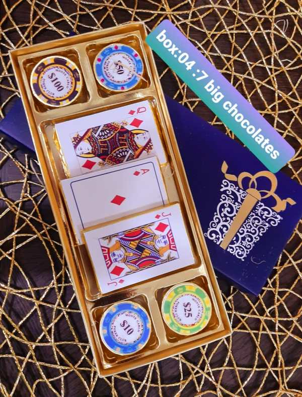 Dhamaka Chocolate Box