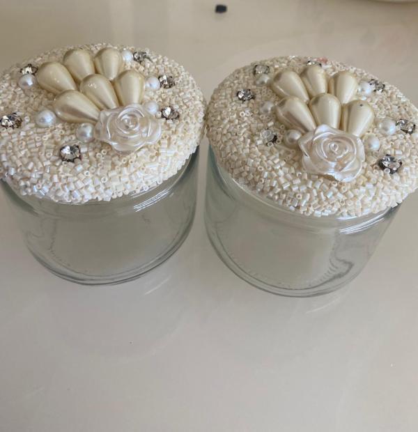 Pearl Jar (Set of 2pcs)
