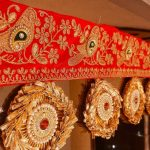 Traditional rich bandarwal 40 inches