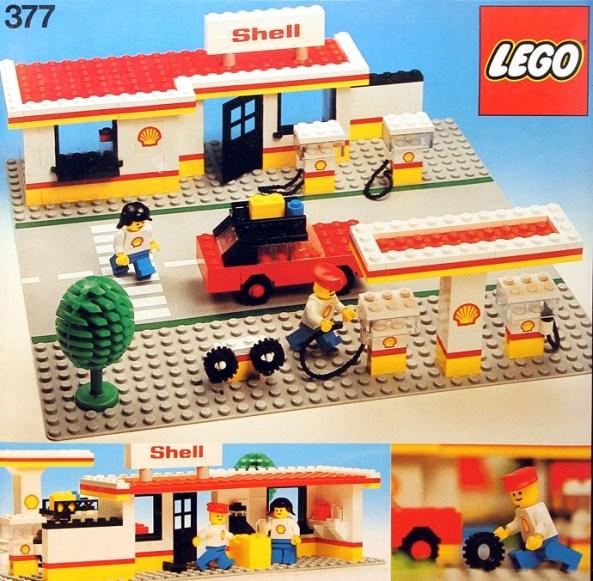 Lego je izgubio dečju nevinost, prodavši se kompaniji Shell