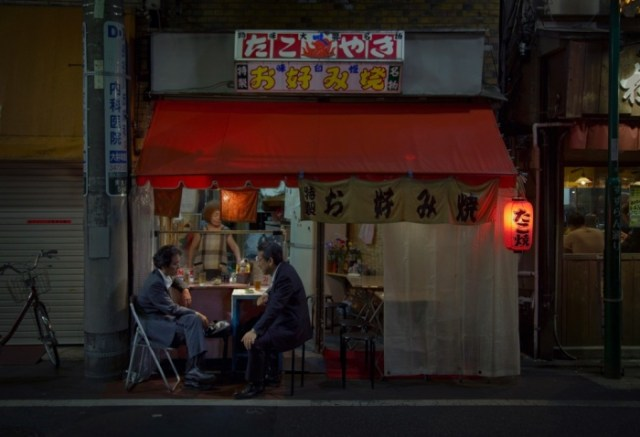 "1am: Tokio, ""Kasna večera"". Foto: Chris Jongkind"