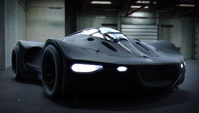 Konceptualni auto kompanije Tesla Motors: Xeno