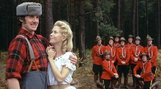 Gde je Monti Pajton tu je, naravno i - Pesma Drvoseča