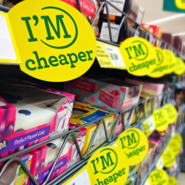 Još jeftiniji: Morrisons je lanac čije su cene trenutno najpovoljnije
