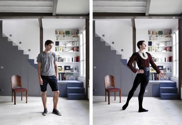 Vensan - plesač