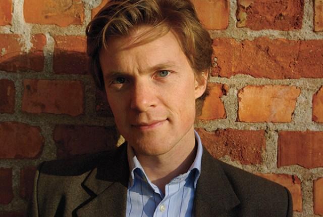 """Johan Norberg, autor knjige """"Progres: 10 razloga zbog kojih treba gledati u budućnost"""""""