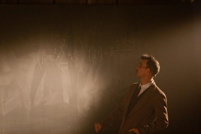 Francuski fizičar Pol Dirak