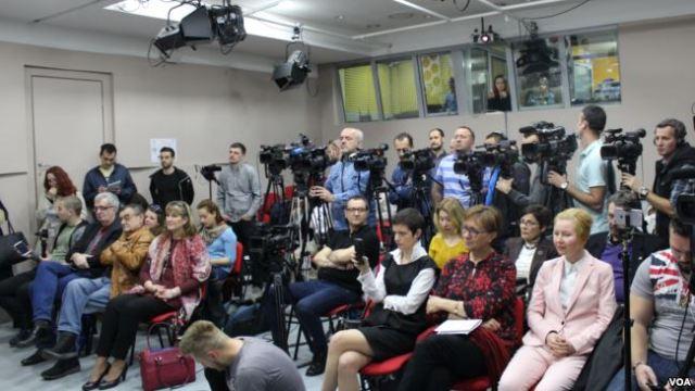 Veliki interes medija i javnosti