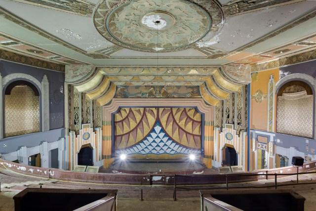 Boyd Theatre, Filadelfija, Mejn