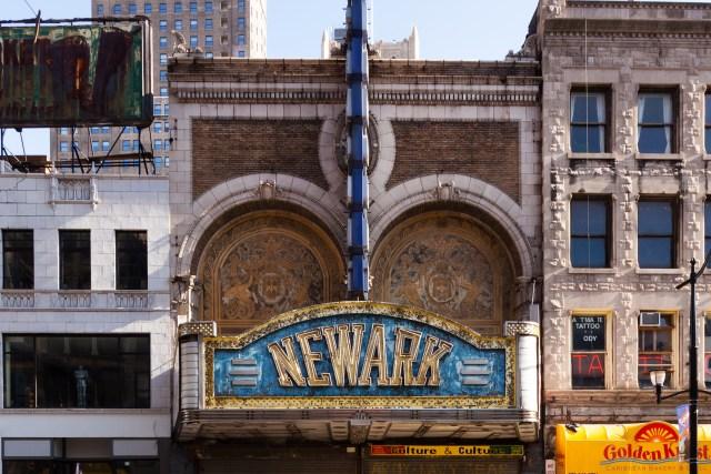 Paramount Theatre, Njuark, Nju Džersi