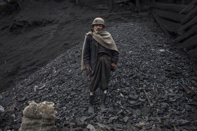 Antonio Velaskez, 70-godišnji rudar i muzičar, Kukunuba, Departman Kundinamarka u Kolumbiji, 29. jul (Nicolo Filippo Rosso/Bloomberg)