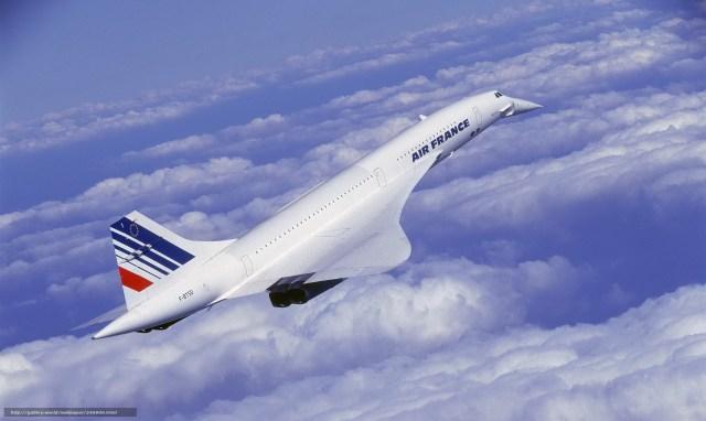 Konkord, britansko-francuski supersonični avion