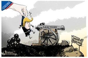 Karikatura: Sputnik International