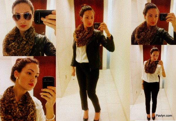 Outfit Inspiration Animal Prints Pavlyn