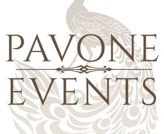 Pavone Events Logo Square