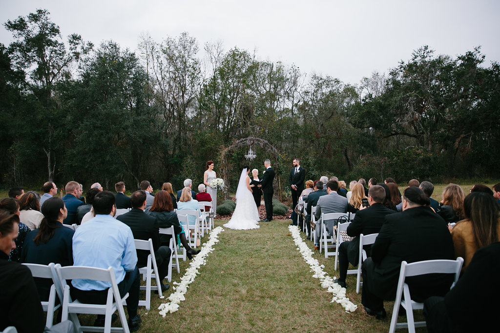 October Oaks Wedding