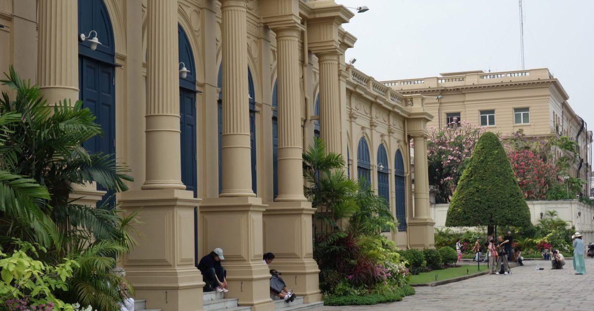 背包客與購物狂的泰國之旅:曼谷大皇宮 (七)