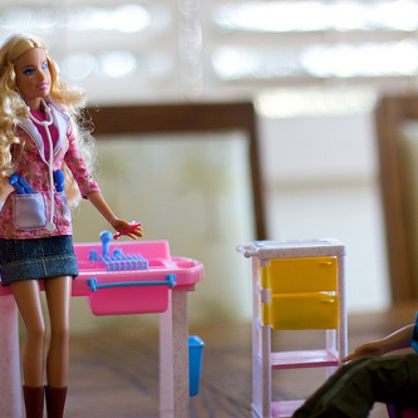 The Trouble with Barbie