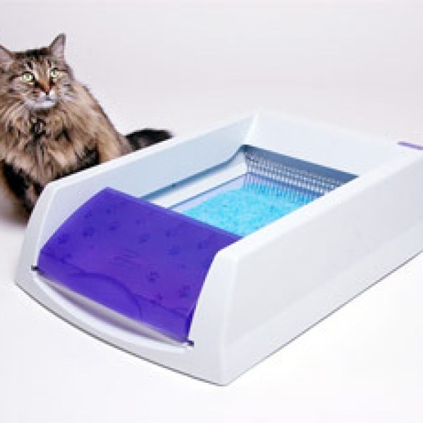 The Litterbox Chronicles: Scoop Free Litter Box Review