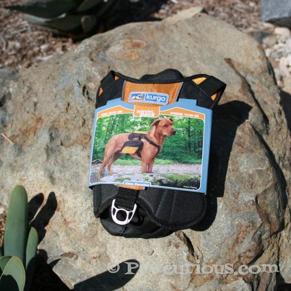 Product Review: Kurgo Wander Pack