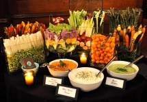 Cocktail Party Crudite Platter - Year of Clean Water