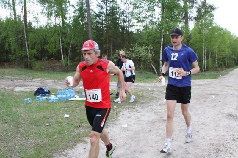 """VI Cross Maraton """"Przez Piekło do Nieba"""" - wodopój"""