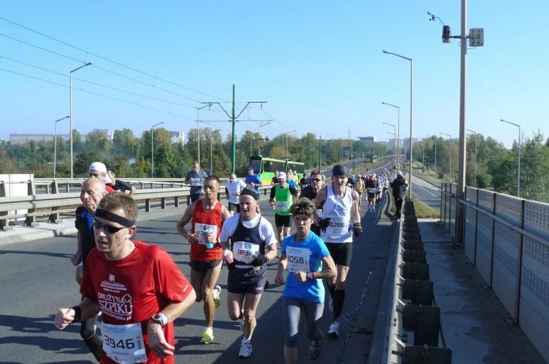 12 Poznań Maraton - druga pętla