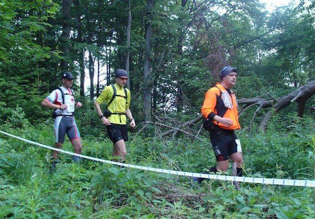 IX Bieg Rzeźnika - przełęcz Żebrak