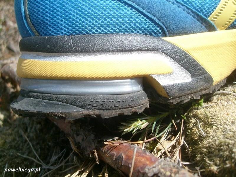 Adidas Marathon '10 - podeszwa Formotion