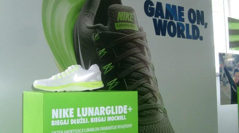 Nike LunarGlide+ 4 - prezentacja