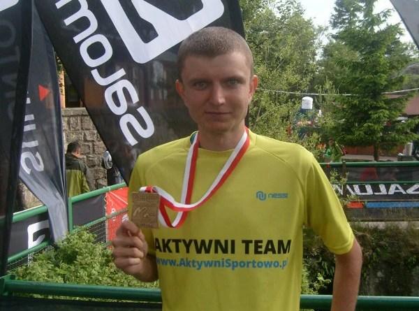 IV Maraton Gór Stołowych - na mecie