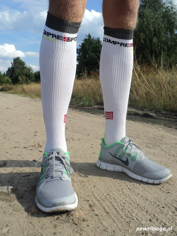 Compressport FullSocks - przodem