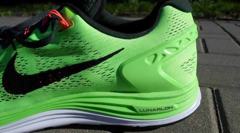 Nike LunarGlide+ 5 - pięta