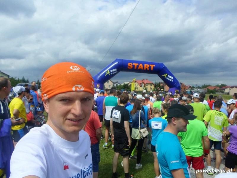III Półmaraton Skierniewicki - start