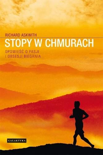 Stopy w chmurach - Richard Askwith
