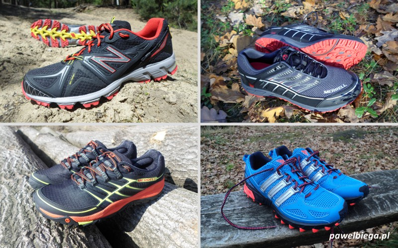Buty do biegania - terenowe