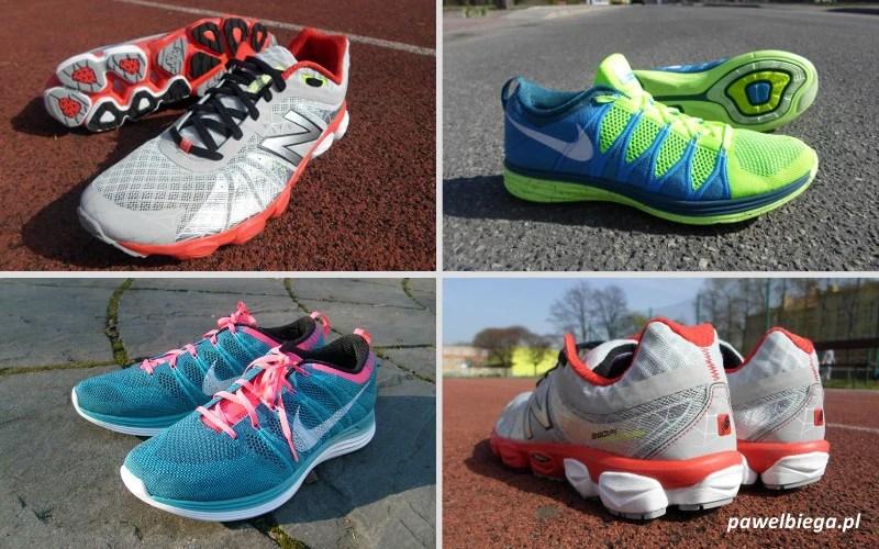 Buty do biegania - treningowo-startowe