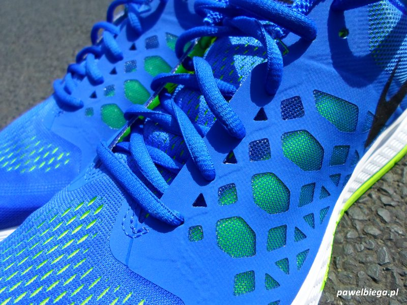 Nike Zoom Pegasus 31 - sznurówki