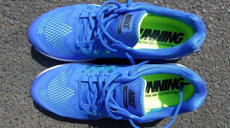 Nike Zoom Pegasus 31 - z góry