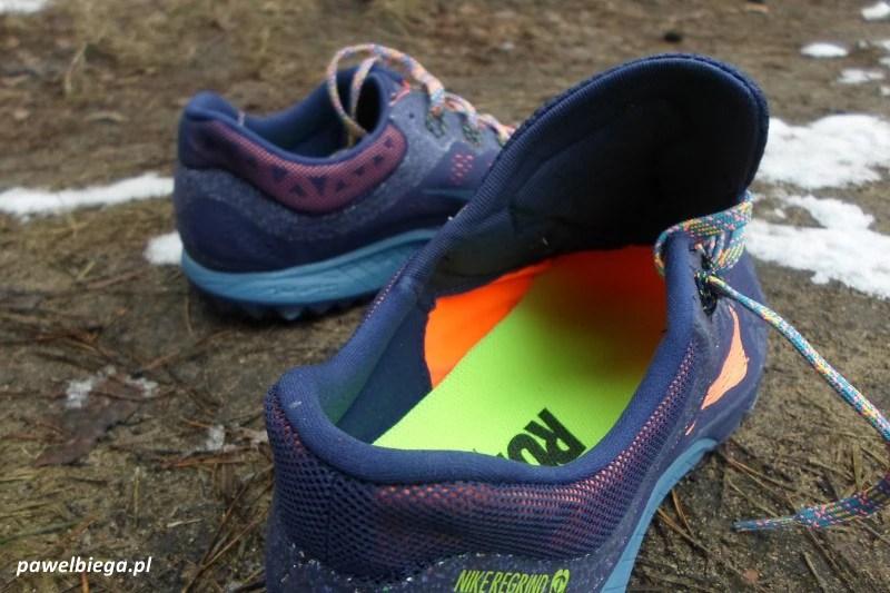 Nike Zoom Terra Kiger 2 - język
