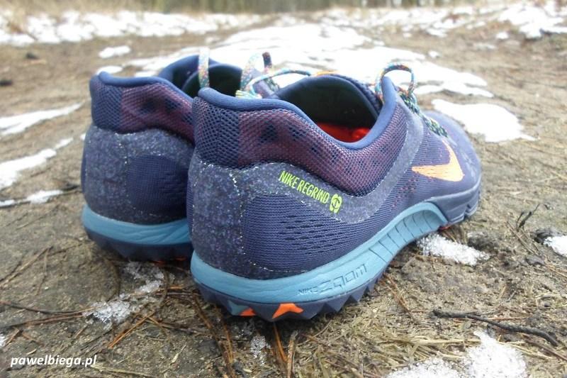 Nike Zoom Terra Kiger 2 - zapiętek