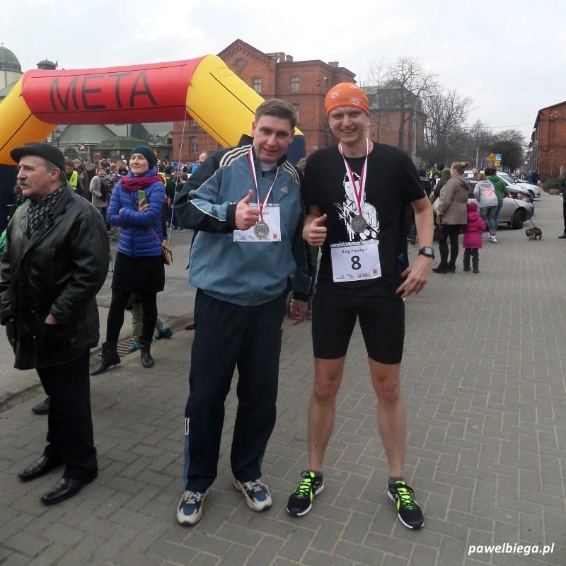 Bieg Tropem Wiczym - Dariusz Kaczanowski i Paweł Matysiak