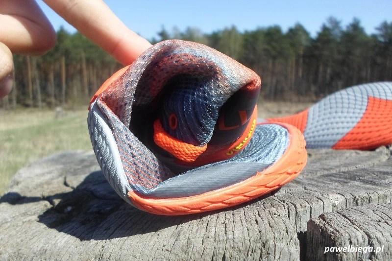 Merrell Vapor Glove - elastyczność