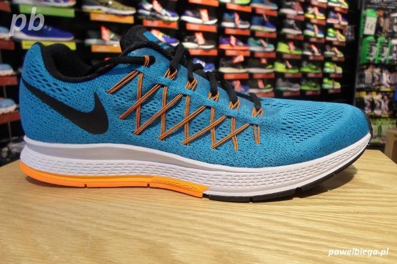 Nike Zoom Pegasus 32 - bokiem