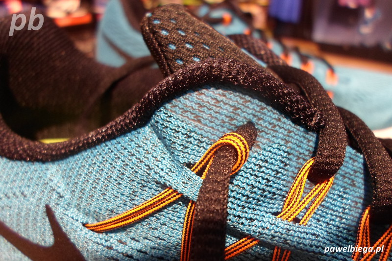 Nike Zoom Pegasus 32 - brak dziurki