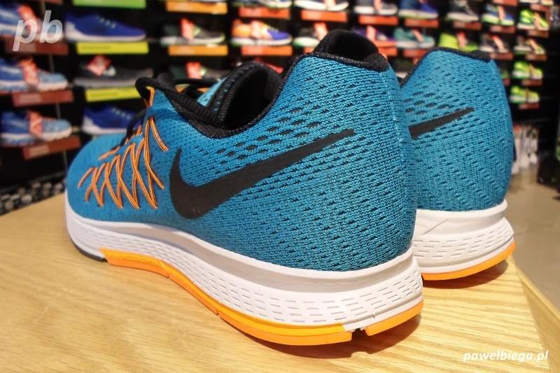 Nike Zoom Pegasus 32 - tyłem