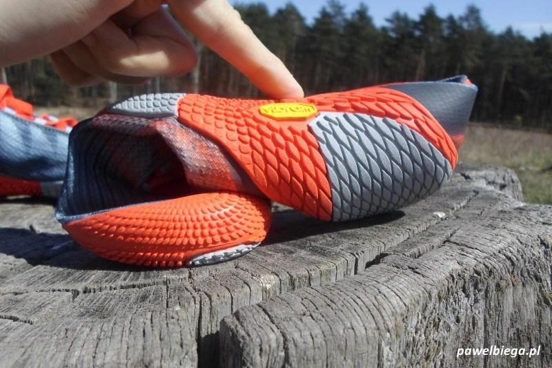 Merrell Vapor Glove 2 - elastyczność