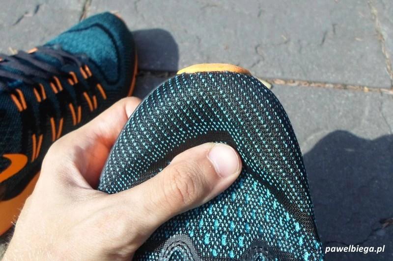 Nike Zoom Odyssey - czubek