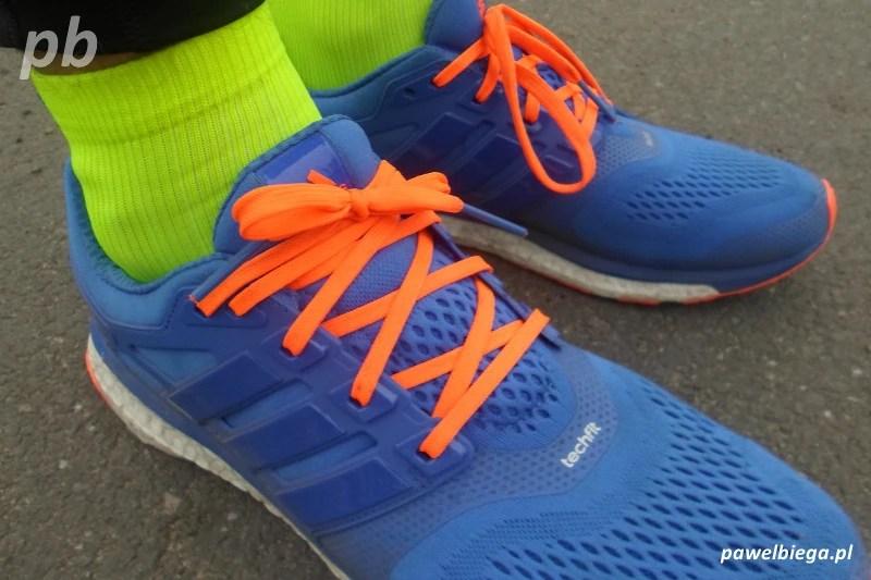 Adidas Energy Boost ESM - sznurowanie