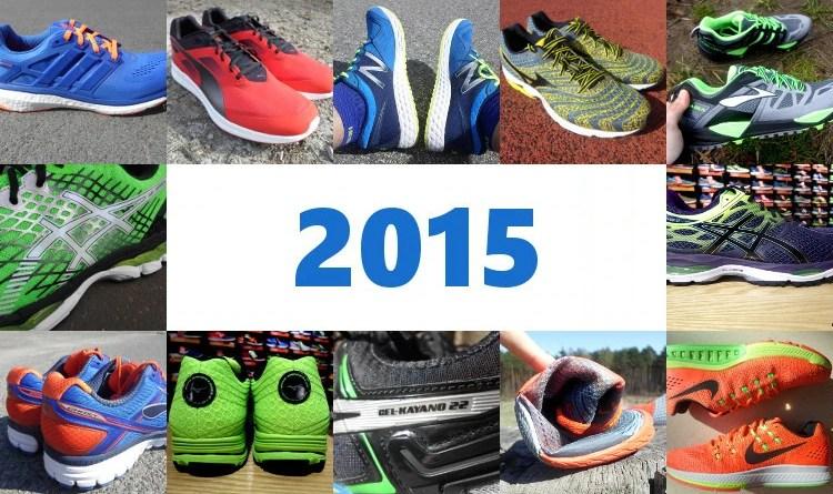 Najlepsze buty do biegania 2015
